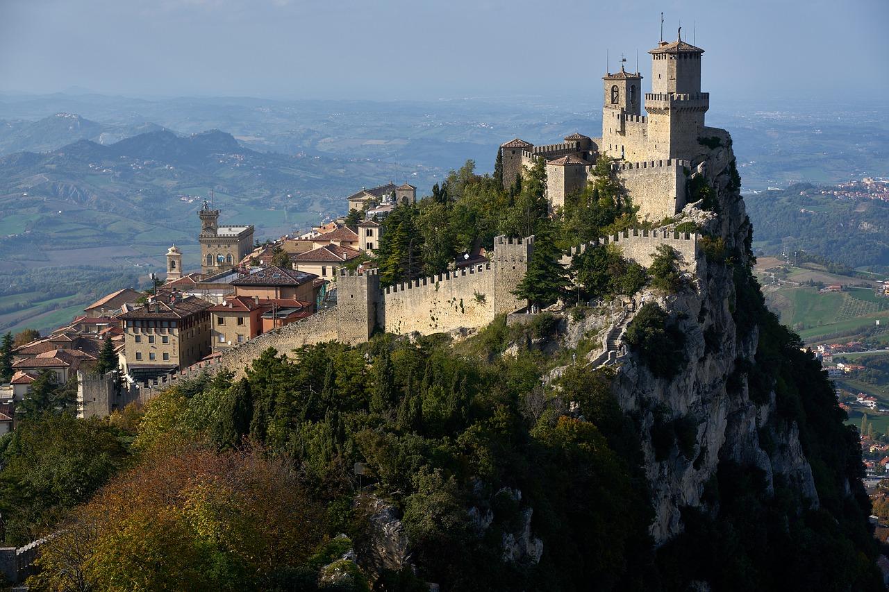 San Marino e il Presepe Galeggiante