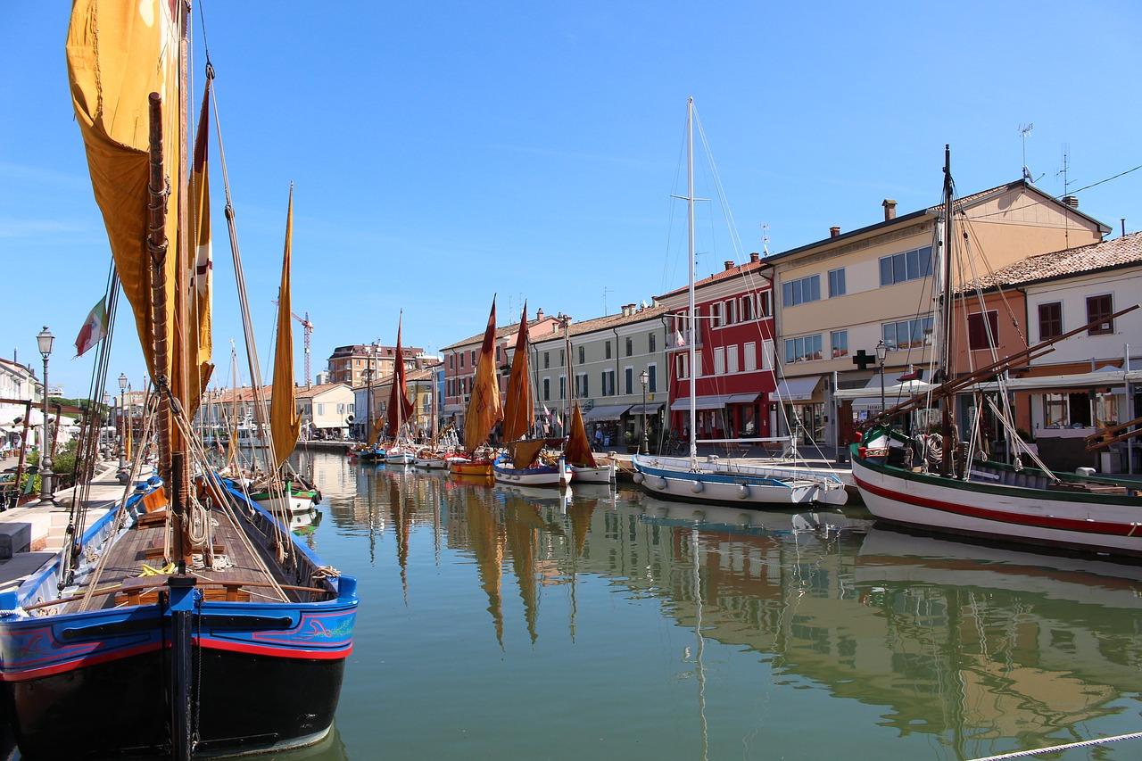 Marche e Romagna –  Rimini, San Marino, Pesaro e Urbino