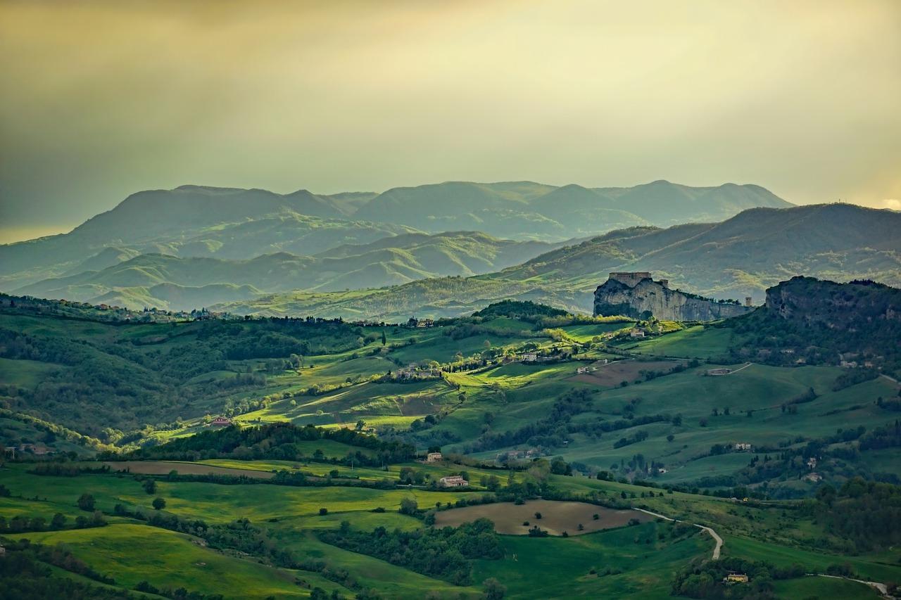 Capodanno tra Romagna e Marche – Castelli Malatestiani, Rimini, San Marino, Pesaro e Urbino