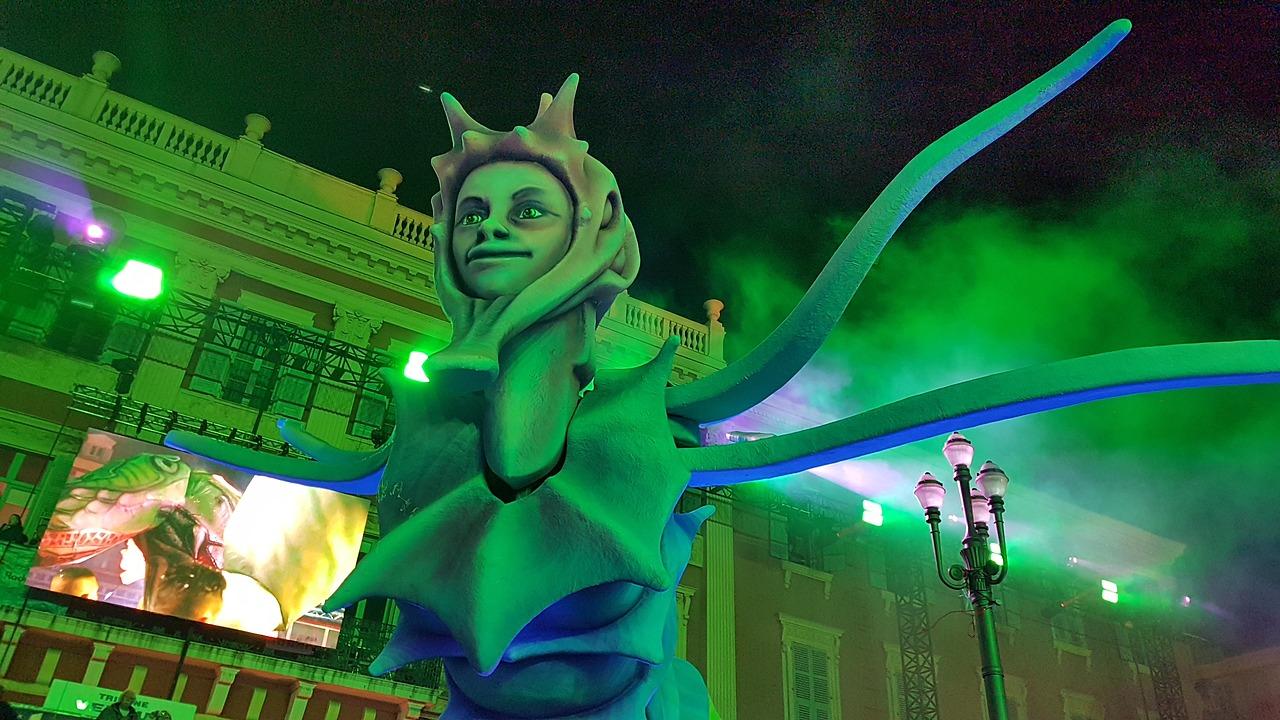 Carnevale di Nizza – Parata Nizzarda