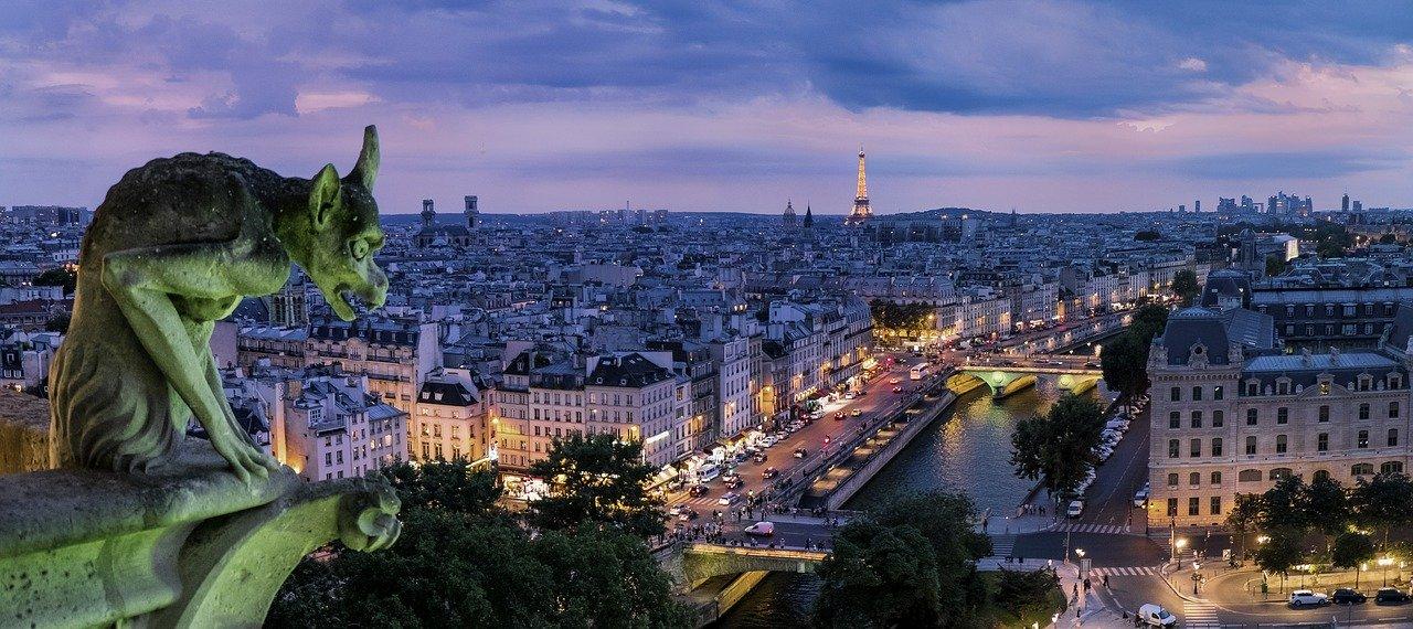 Parigi – Ville Lumière