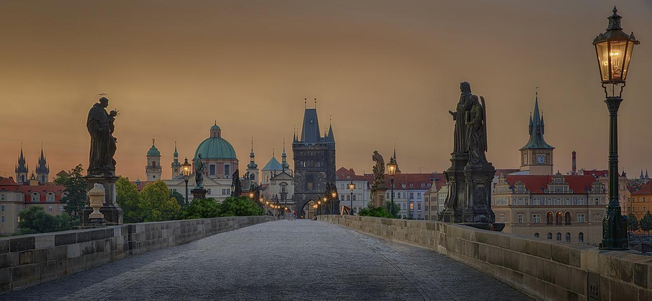 Praga – Città d'Oro