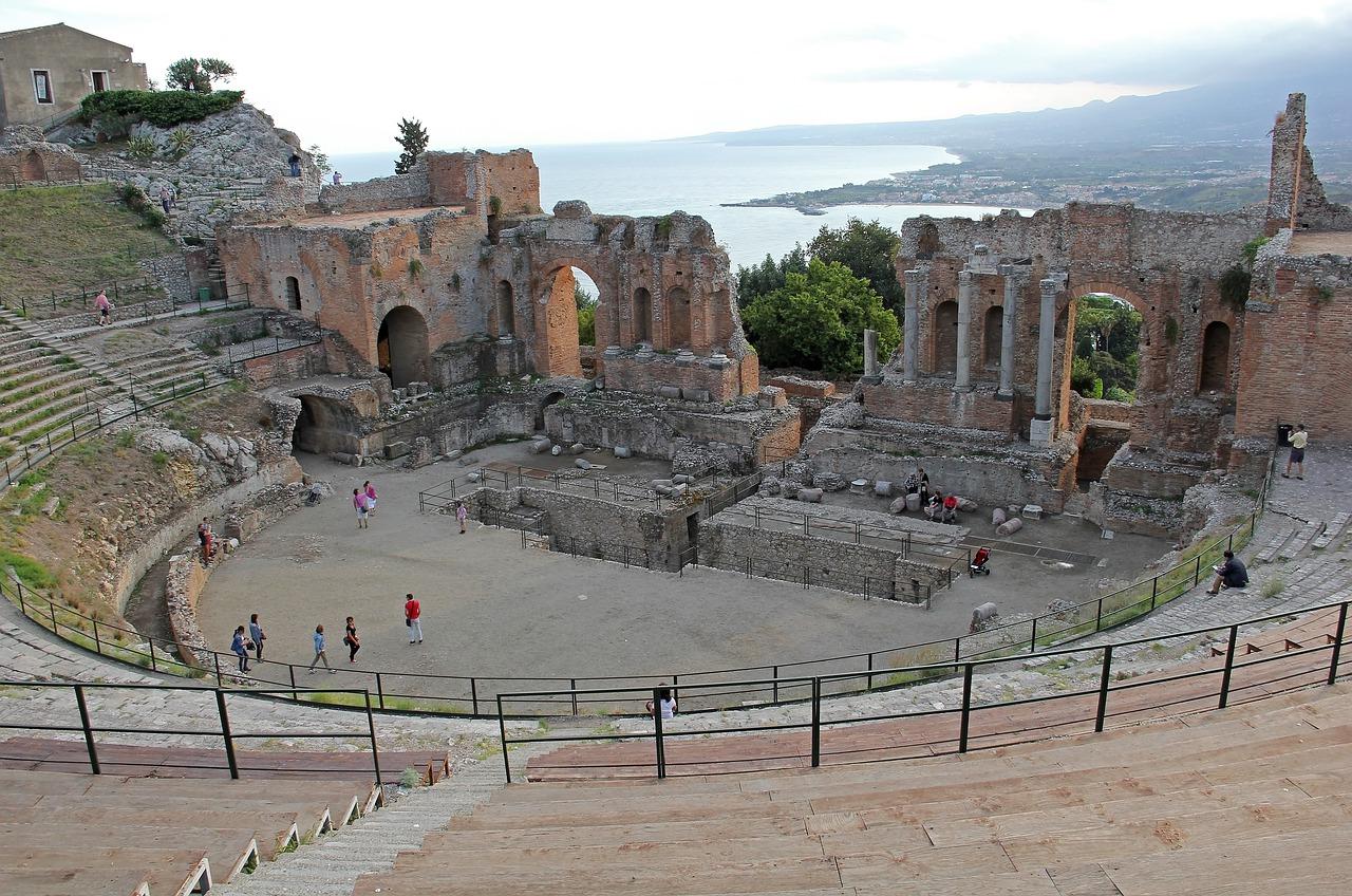 Sicilia – Palermo,  Taormina, Tindari, Siracusa, Noto, Valle dei Tempi, Piazza Armerina, Catania