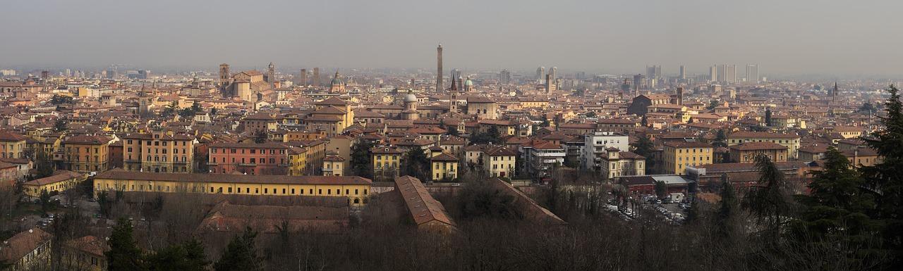 Bologna e Santuario di San Luca