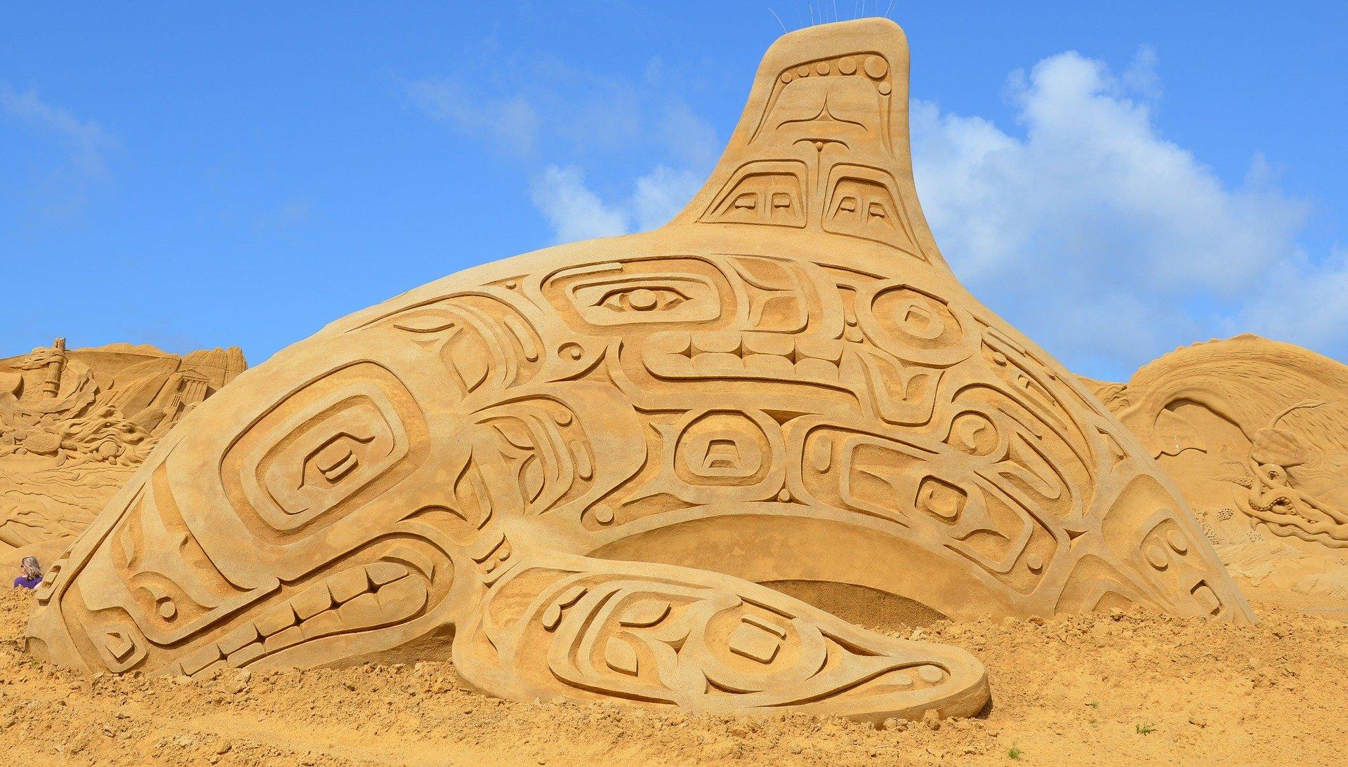 Chioggia e Lido di Jesolo – Sculture di Sabbia