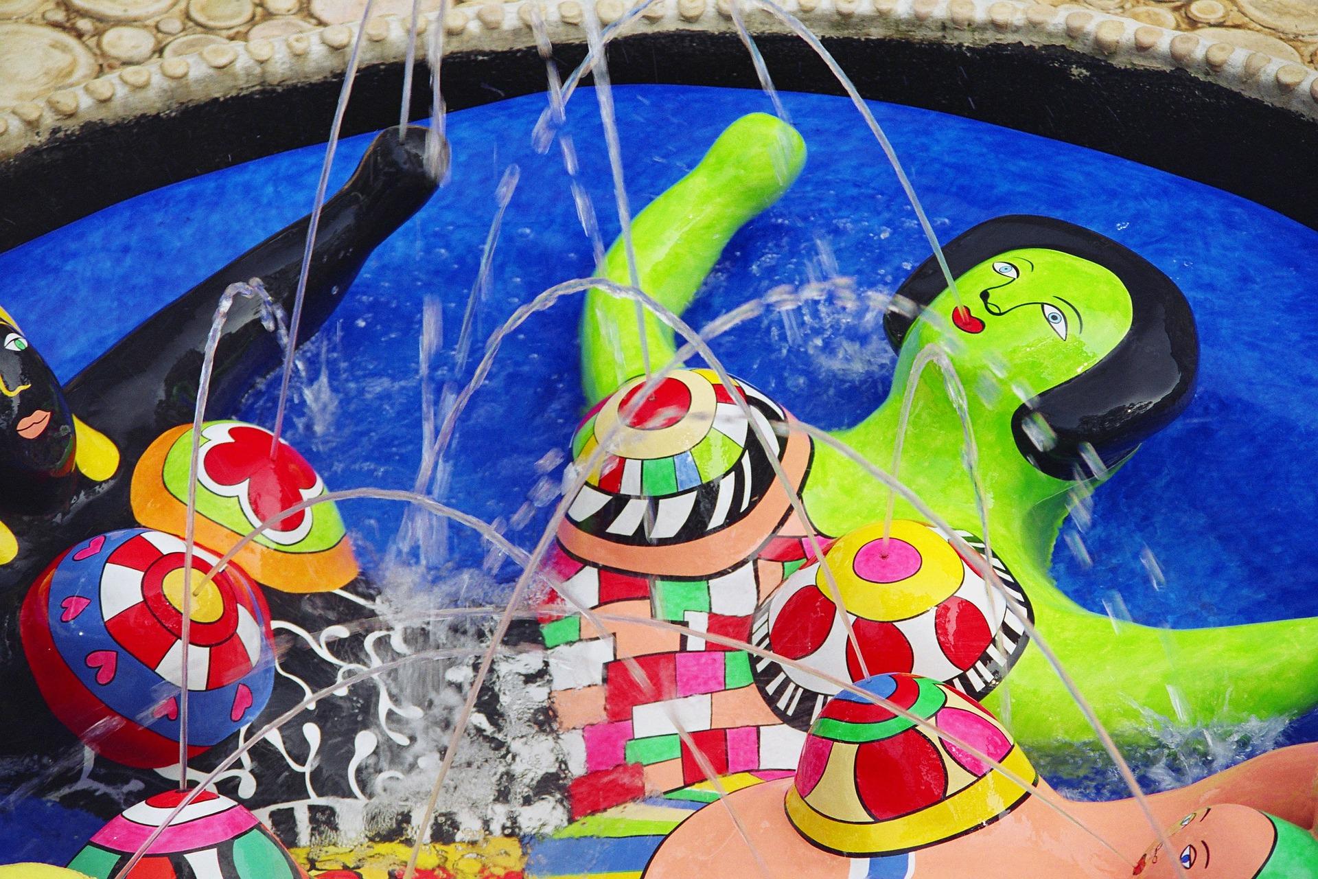 Capalbio e il Giardino dei Tarocchi