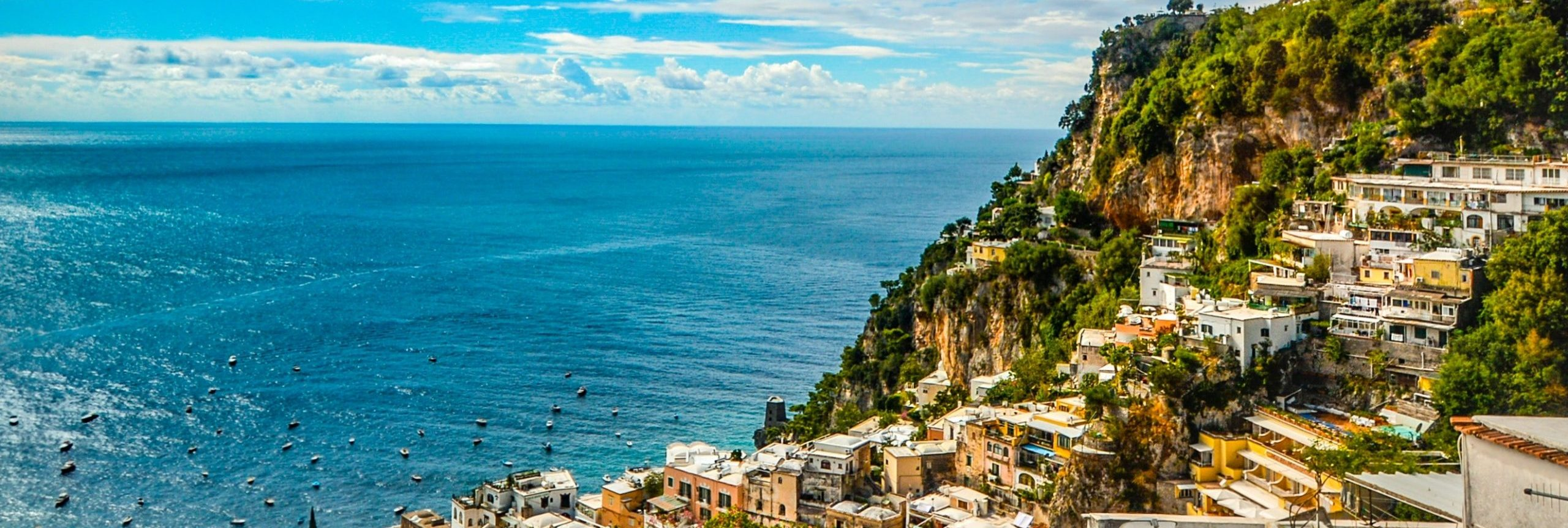 Le Bellezze naturali della Campania