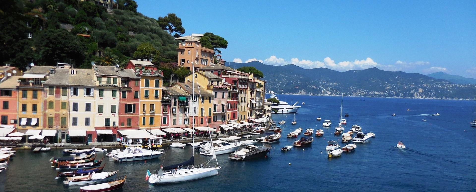 Il  Golfo del Tigullio – Rapallo, San Fruttuoso e Portofino