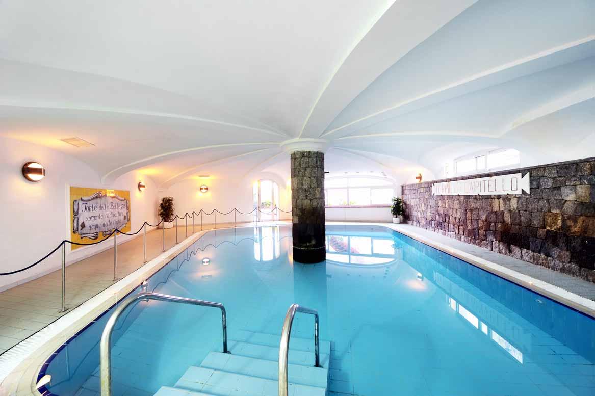 Hotel Villa Svizzera 4* - Lacco Ameno