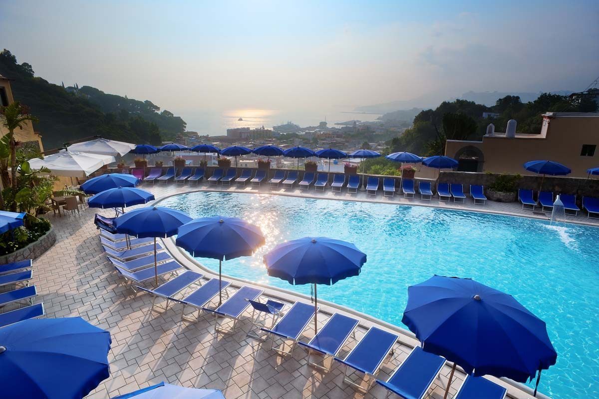 Hotel San Lorenzo 4* - Lacco Ameno