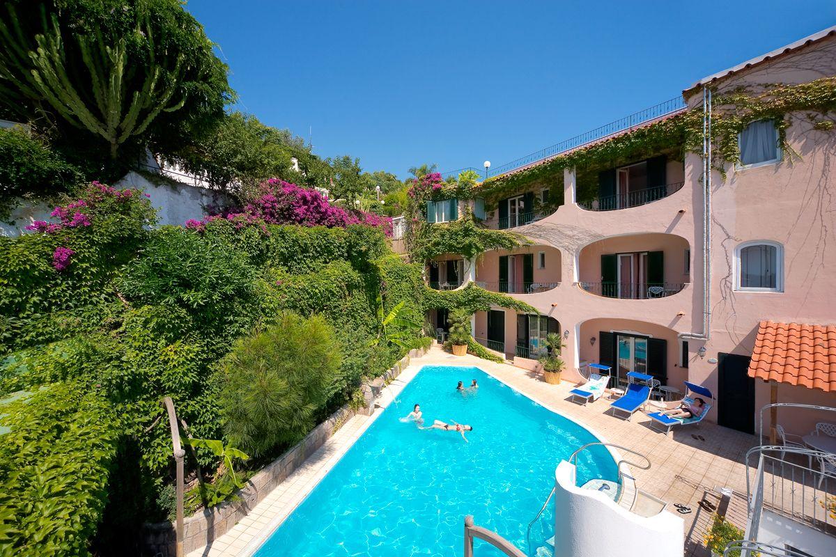 Hotel Bellevue 4* - Ischia Porto