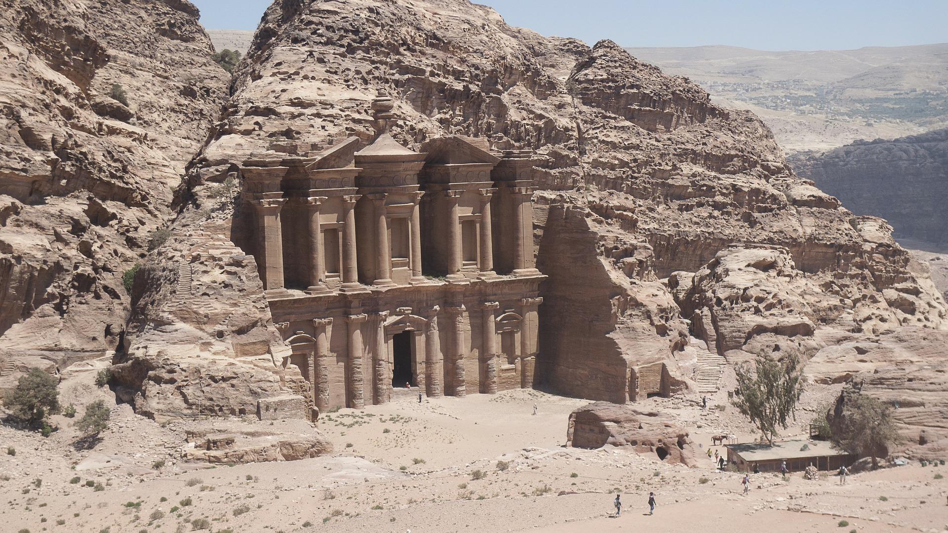 Tour Giordania
