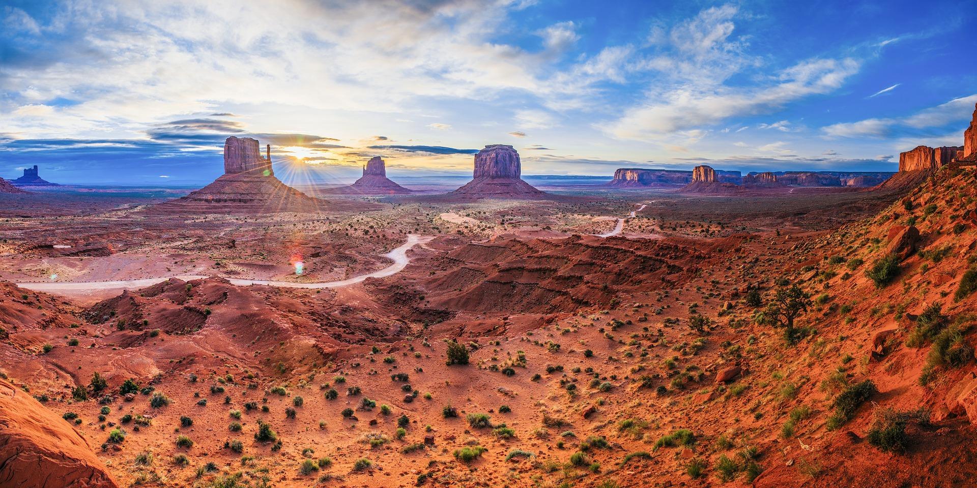 Stati Uniti – Tour Direzione Far West