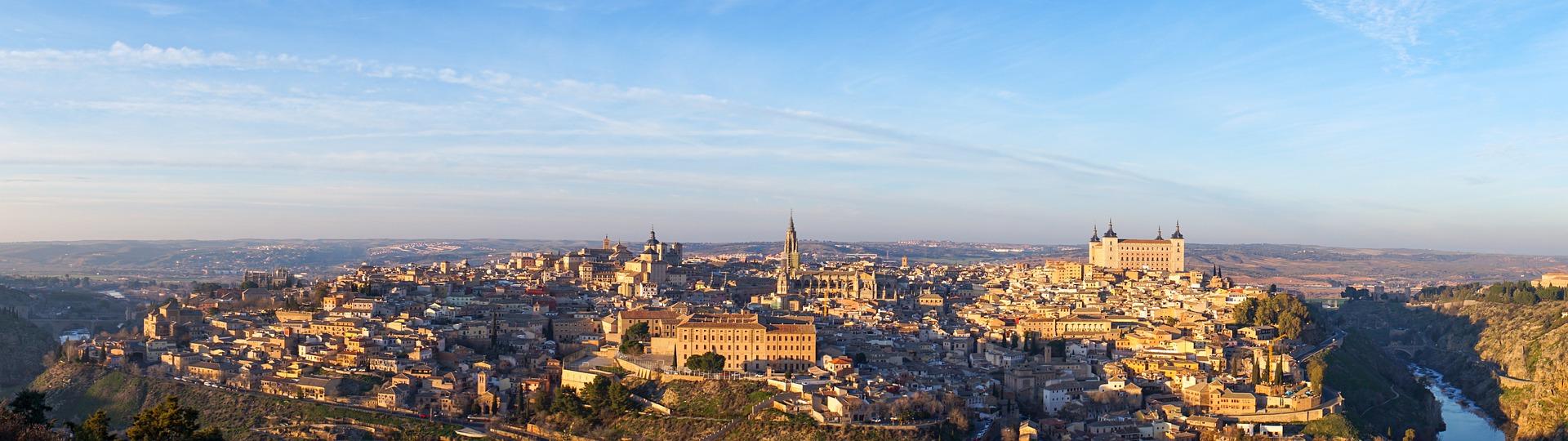 Tour di Natale in Castiglia