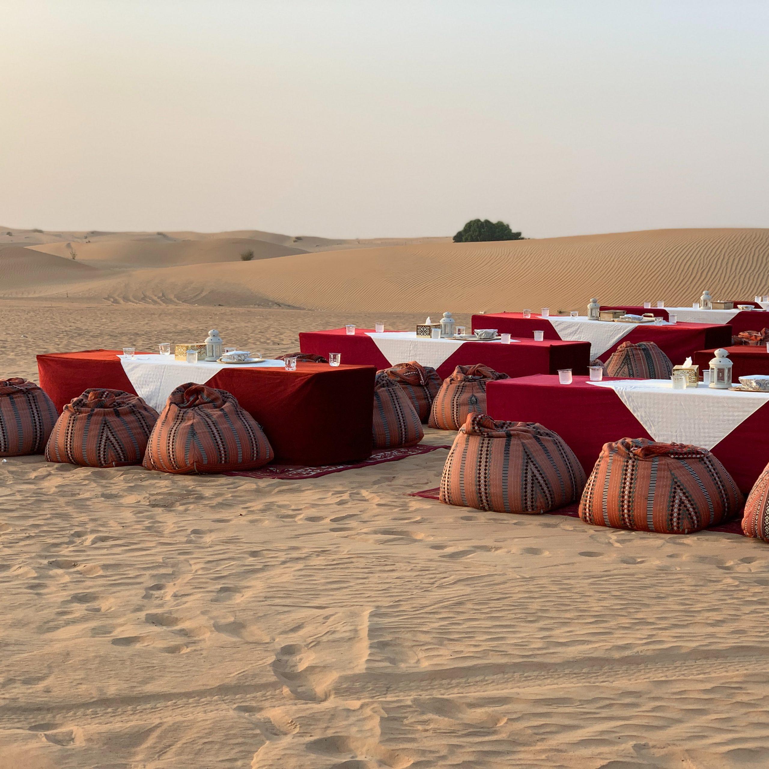 Natale/Capodanno nel deserto dell'Oman
