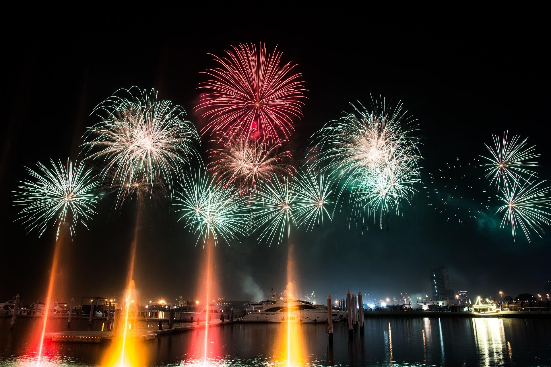 Capodanno negli Emirati