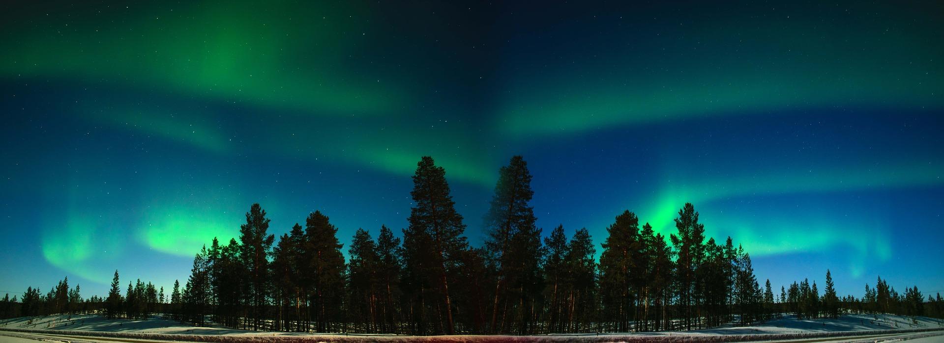 Finlandia – Aurora Boreale e Glass Igloo