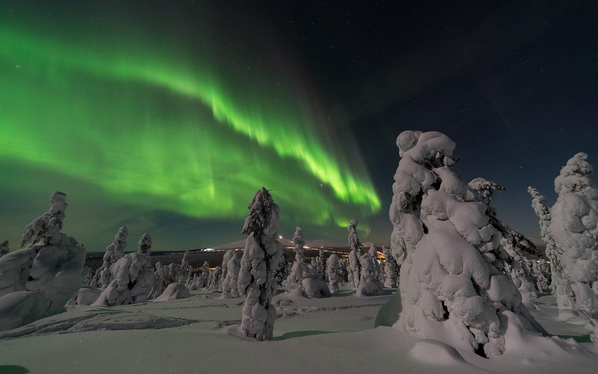 Islanda – Luci del Nord