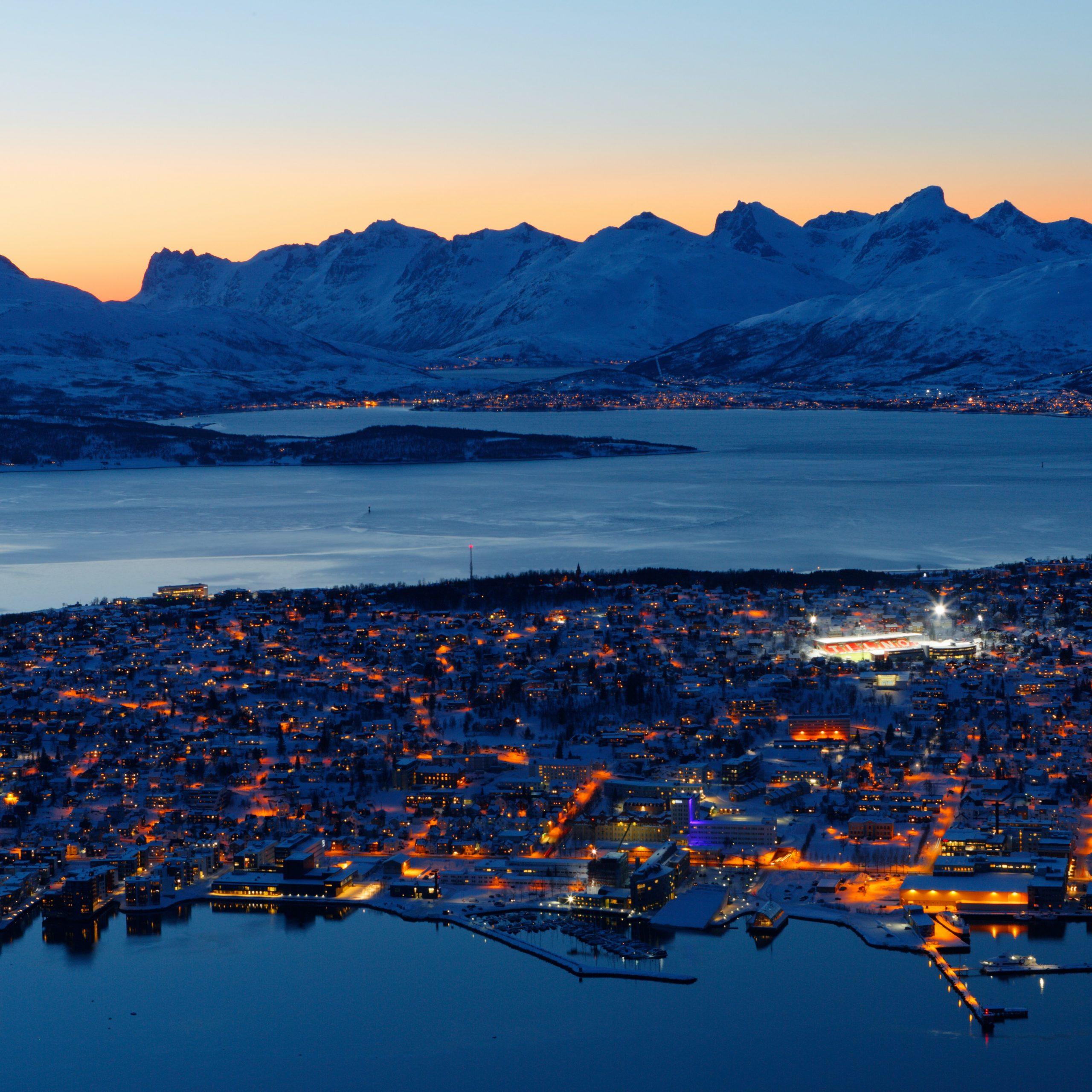 Sogni Artici – Tromso e  Sommarøy