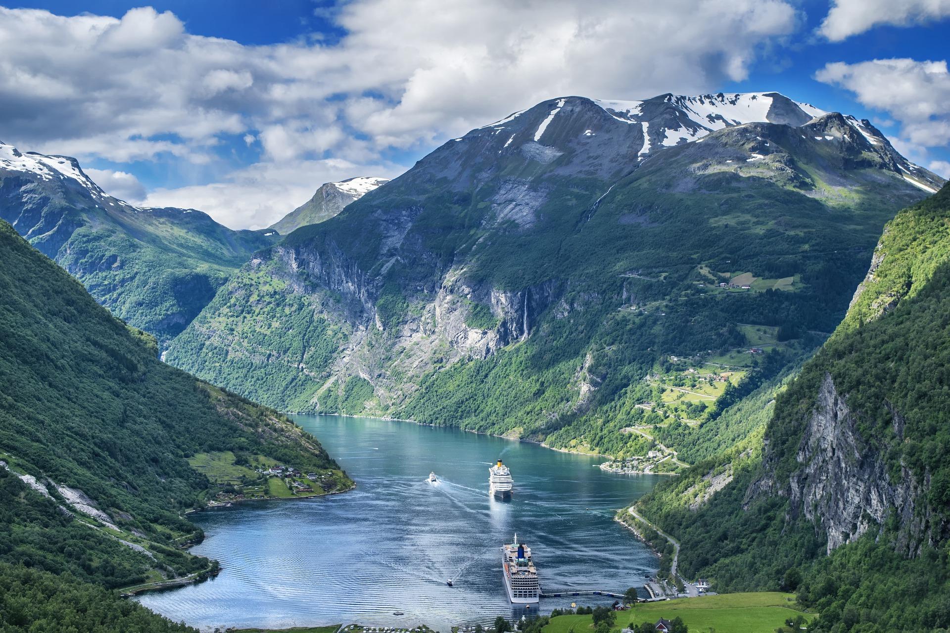 I Fiordi Vichinghi – Norvegia