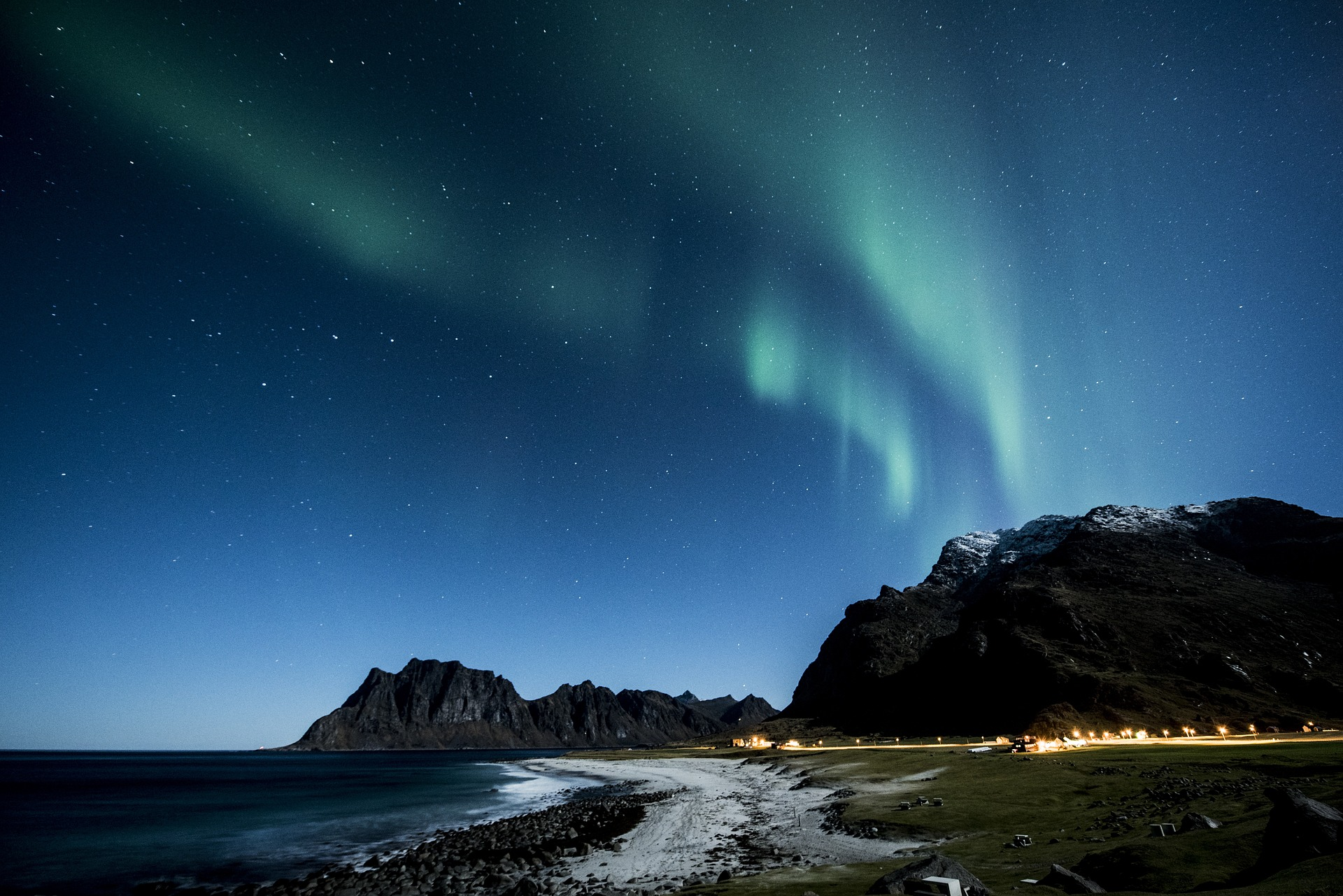 Capodanno a Tromso con Accompagnatore dall'Italia